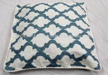 Cotton Suzani Cushion Cover