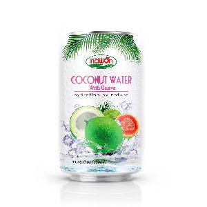 11.15 Fl Oz Nawon 100% Pure Coconut Water With Guava