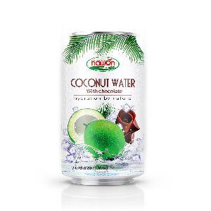 11.15 Fl Oz Nawon 100% Pure Coconut Water With Chocolate