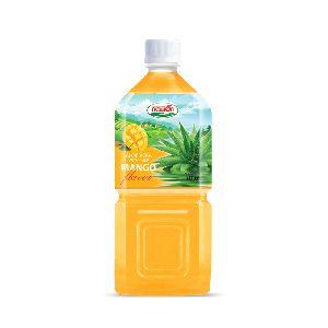 1l Nawon Mango Aloe Vera Juice With Pulp