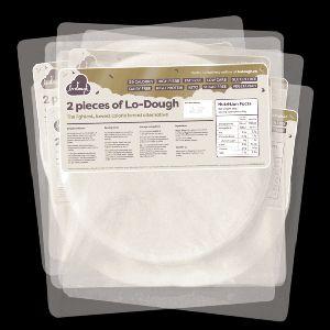Lo-dough Keto Bread