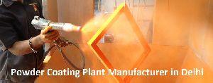 Powder Coating Plant Manufacturer In Delhi