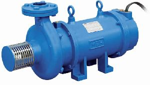 submersible open well pumps