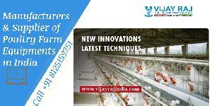 Modern Poultry Farming Equipment