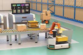 MOBILE HANDLING ROBOT