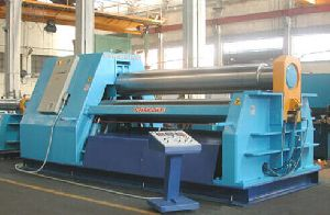 Roll Fully Hydraulic Machines