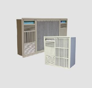 Ceiling Mounted Electrostatic Air Cleaners