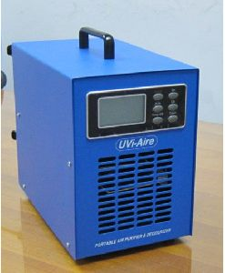 Ultra Violet Ozone Deodorizer and Purifier