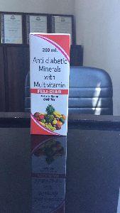 Anti Diabetic Syrup