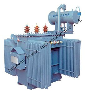 3 Phase Outdoor Power Distribution Transformer
