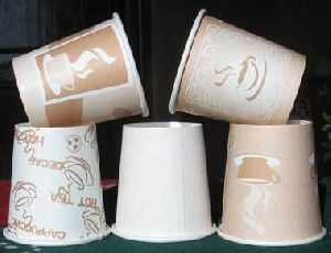 Disposable Poly Coated Paper Cups