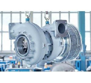 Reusable Marine Turbocharger 02