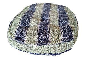 042: Round Cushion