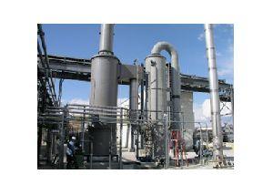 Municipal Waste Treatment Air Scrubber