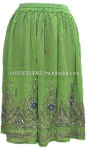 Women Fashion Medium Skirts