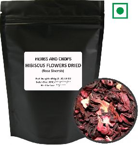 Hibiscus Flowers Dried