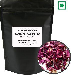 Rose Petals Dried