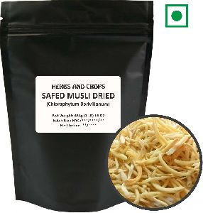 Safed Musli Dried