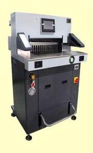 H490t Double Hydraulic Paper Cutting Machine