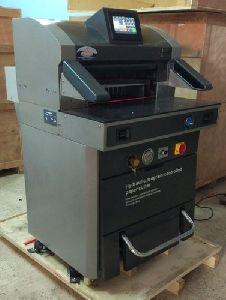 Rh520t Hydraulic Paper Cutting Machine