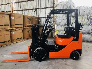 Forklift Refurbished and Quality Checked