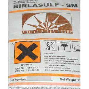 Birlasulf Sodium Metabisulphite