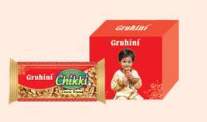 Gruhini Peanut Chikki