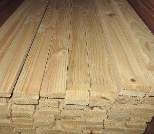 Seasoned Pine Wood