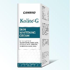 Glutathione, Kojic Acid,glycolic Acid,arbutin,vitamin E,aloe Vera Cream