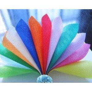Colored Non Woven Fabrics