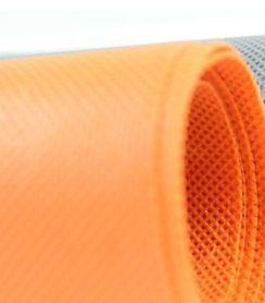 Orange Color Non Woven Fabrics