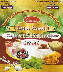 Extra Sweet Stevia Natural Sweetener
