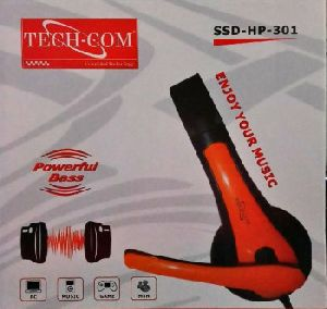 Roll Over Image To Zoom In Tech-com Ssd-hd-301 Multimedia Headset With Mic