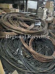 Pure Copper Scrap Rod