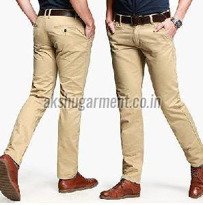 Casual Cotton Trouser