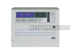 Four Loop Fire Alarm Control Panel
