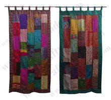 Vintage Kantha Curtains