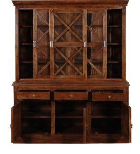 Mango Wood Kitchen Cabinets