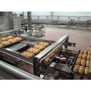 Fully Automatic Bread Toast Oven Machine