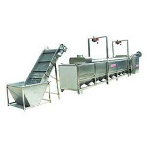 Fully Automatic Fryer Machine