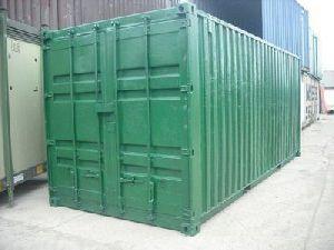Marine Used Container