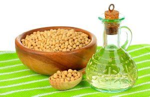 Crude Degummed Soybean Oil In Flexitank