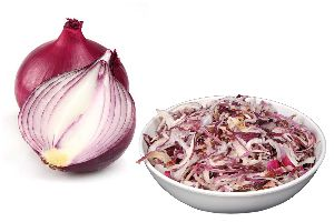 Dehydrated Red Onions