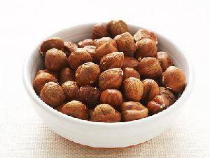 Dry Hazelnuts