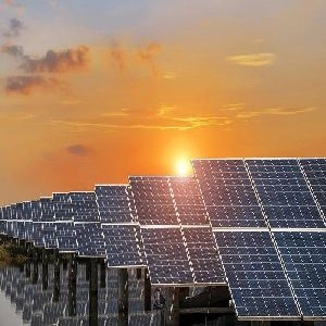 Industrial Solar Energy Plant Services