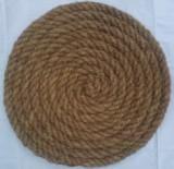 Coir Circle Rope Mat