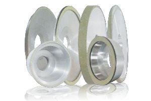 Resin Bonded Diamond & CBN Wheels