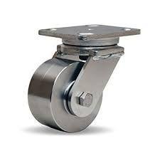 Stainless Steel Trolley Wheel