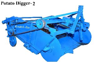 Potato Digger Machine