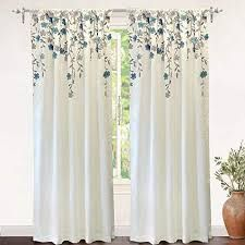 Embroidered Curtains